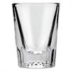 Whiskey Shot Glass, 2 oz, Clear, 48/Carton