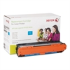 Xerox 106R2266 (CE271A) Compatible Remanufactured Toner, 15000 Page-Yield, Cyan