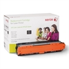 Xerox 106R2265 (CE270A) Compatible Remanufactured Toner, 13500 Page-Yield, Black