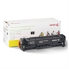 Xerox 6R3014 (CE410X) Compatible Reman High-Yield Toner, 4000 Page-Yield, Black