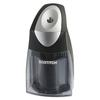 QuietSharp Executive Vertical Electric Pencil Sharpener, Black