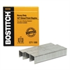 "Bostitch Heavy-Duty Premium Staples, 1/2"" Leg Length, 1000/Box"