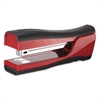 Dynamo Stapler, 20-Sheet Capacity, Red