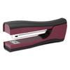 Bostitch Dynamo Stapler, 20-Sheet Capacity, Wine Metallic