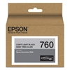 Epson T760920 (760) UltraChrome HD Ink, Light Light Black