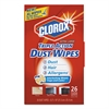 Triple Action Dust Wipes, White, 8 1/2 x 10, 26/Box, 7 Box/Carton