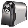 SuperPro Glow Commercial Electric Pencil Sharpener, Black/Silver