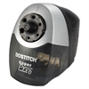 Super Pro 6 Commercial Electric Pencil Sharpener, Gray/Black