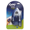 EXPO Dry Erase Precision Point Eraser w/Replaceable Pad, Felt, 7 3/5 X 3 2/5 X 3 3/5