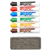 EXPO Dry Erase Marker Organizer, Chisel Tip, Assorted, 6/Set