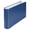 "Casebound Round Ring Binder, 2"" Cap, 11 x 17, Blue"