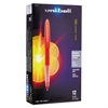uni-ball Signo Roller Ball Stick Gel Pen, Red Ink, Medium, Dozen