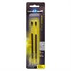 uni-ball Refill for uni-ball JetStream Ballpoint, Bold, Black Ink, 2/Pack