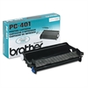 Brother PC401 Thermal Transfer Print Cartridge, Black