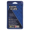 X-ACTO No. 11 Bulk Pack Blades for X-Acto Knives, 500/Box
