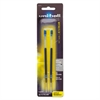 Refill for uni-ball JetStream Ballpoint, Bold, Blue Ink, 2/Pack