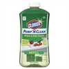Pump 'N Clean Kitchen & Dish Cleaner Refill, Crisp Citrus, 24 oz, 4/CT