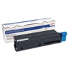 Oki 45807101 Toner, 3000 Page-Yield, Black