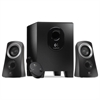 Logitech Z313 Speaker System, Black