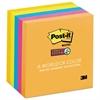 Pads in Rio de Janeiro Colors, 3 x 3, 90-Sheet, 5/Pack