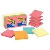 Post-it Original Pop-up Notes Value Pack, 3 x 3, Canary Yellow/Cape Town, 100-Sheet