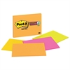 Meeting Notes in Rio de Janeiro Colors, Lined, 8 x 6, 45-Sheet, 4/Pack