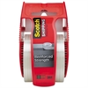 "Reinforced Shipping and Strapping Tape w/Dispenser, 2"" x 10yds, 1 1/2"" Core"