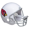 "Scotch NFL Helmet Tape Dispenser, Arizona Cardinals, Plus 1 Roll Tape 3/4"" x 350"""