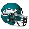 "Scotch NFL Helmet Tape Dispenser, Philadelphia Eagles, Plus 1 Roll Tape 3/4"" x 350"""