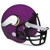 "Scotch NFL Helmet Tape Dispenser, Minnesota Vikings, Plus 1 Roll Tape 3/4"" x 350"""