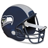 "Scotch NFL Helmet Tape Dispenser, Seattle Seahawks, Plus 1 Roll Tape 3/4"" x 350"""