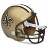 "Scotch NFL Helmet Tape Dispenser, New Orleans Saints, Plus 1 Roll Tape 3/4"" x 350"""