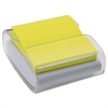 Post-it Pop-Up Notes Wrap Dispenser, 3 x 3, White/Clear