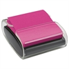 Post-it Pop-Up Notes Wrap Dispenser, 3 x 3, Black/Clear