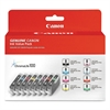 Canon 0620B015 (CLI-8) ChromaLife100+ Ink, Assorted, 8/PK