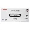 Canon 2578B001 (117) Toner, Black