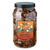 Office Snax Pretzel Assortment, Peanut Butter, 44oz, Canister