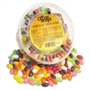 Office Snax Jelly Beans, Assorted Flavors, 2 lb Resealable Plastic Tub