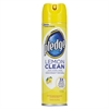 Pledge Furniture Polish, Lemon, 9.7 oz Aerosol