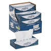 Angel Soft ps Ultra Facial Tissue, 2-Ply, White, 8 4/5 x 7 2/5, 125/Box, 10 Boxes/Carton