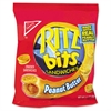 Nabisco Ritz Bits, Peanut Butter, 1.5oz Packs, 60/Carton