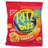 Nabisco Ritz Bits, Cheese, 1.5oz Packs, 60/Carton