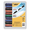 Great Erase Grip Chisel Tip Dry Erase Marker, Assorted, 30/Pack