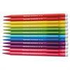Paper Mate Sharpwriter Mechanical Pencil, HB, 0.7 mm, Assorted Color Barrels, 12/Pack