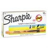 Sharpie Accent Retractable Highlighters, Chisel Tip, Orange, Dozen