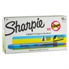 Sharpie Accent Retractable Highlighters, Chisel Tip, Fluorescent Blue, Dozen