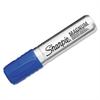 Magnum Oversized Permanent Marker, Chisel Tip, Blue