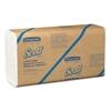 Scott C-Fold Paper Towels, 10 1/10 x 13 1/5, 200/Pack, 12 Packs/Carton