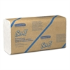 Scott Multi-Fold Paper Towels, 9 1/5 x 9 2/5, 250/Pack, 16 Packs/Carton