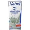 Natrel Milk, 2% Reduced Fat Milk, 32 oz Resealable Bottle